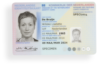 Id card scan